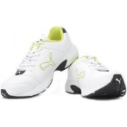 Puma Axis IV XT DP Running Shoes For Men(White)