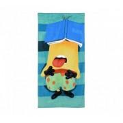 Minions handduk i olika motiv (Blå)