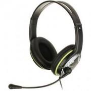 Слушалки с микрофон GENIUS HS-400A зелени - 31710169100