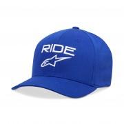 Alpinestars Ride 2.0 Keps Blå-Vit
