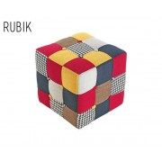 HOME Puff patchwork Rubik