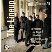 Video Delta One For All & Eric Alexander - Lineup - CD