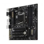 Tarjeta Madre Gigabyte micro ATX GA-H270M-D3H, S-1151, Intel H270, HDMI, USB 3.0, 64GB DDR4 para Intel