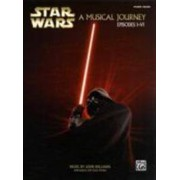 Alfred Publishing Company Star Wars: A Musical Journey Espisodes I-VI: Piano Solos