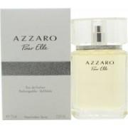 Azzaro Pour Elle Eau de Parfum 75ml Refillable Sprej