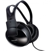 Unboxed Philips SHP1900/97 Wired Headphone (Black) / 3 Months RD Warranty