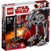 Конструктор Лего Стар Уорс - AT-ST на Първата заповед, LEGO Star Wars, 75201