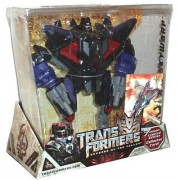 Transformers Movie Series 2 Revenge of the Fallen Exclusive Voyager Class 7-1/2 Inch Tall Robot Action Figure - SKYWARP with