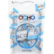 Ocho Candy Ocho Bar - Coconut - Case of 12 - 3.38 oz.