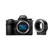 Nikon Фотокамера Z 6 + переходник FTZ + 64Gb XQD