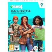 The Sims 4 Eco Lifestyle Expansion Pack Code In Box PC