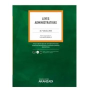 Martin Rebollo,Luis Leyes administrativas 26ª ed. 2020