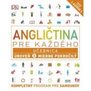 Angličtina pre každého - Učebnica: Úroveň 2 Mierne pokročilý(Kolektív)