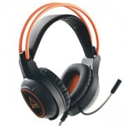 Геймърски слушалки Canyon CND-SGHS7, черен/оранжев, CND-SGHS7