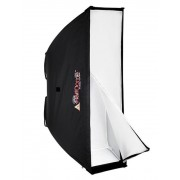 Photoflex FV-HDMW softbox Half Dome White Medium