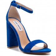 Сандали STEVE MADDEN - Carrson SM11000008-03002-425 Royal Blue Suede
