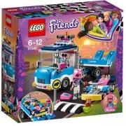 Конструктор Лего Френдс - Камион за обслужване, LEGO Friends, 41348