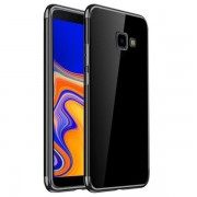 Husa SAMSUNG Galaxy J4 Plus 2018 - Luxury Slim Shiny TSS, Negru