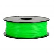Filament pentru Imprimanta 3D 1.75 mm ABS 1 kg - Verde Fluorescent