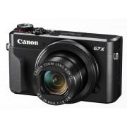 Canon Cámara Compacta CANON G7X Mark II (Negro - 20.1 MP - ISO: auto 125 a 12800 - Zoom Óptico: 4.2x)