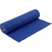 Hobbyfilt 45x500cm blå