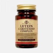 SOLGAR LUTEIN CAROTENOID COMPLEX 30 CAPSULAS