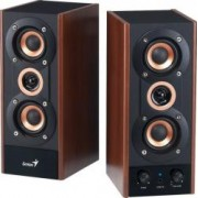 Boxe Genius SP-HF800A 2.0 20W RMS Wood