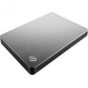 Портативен външен диск Seagate Backup Plus Slim 1 TB, Silver
