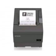 Epson Impresora ticket epson tm-t88-v termica serie y usb negra
