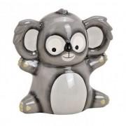 Geen Grijze koala spaarpot voor kinderen 18 cm
