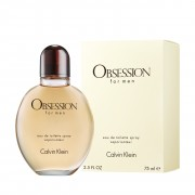 CALVIN KLEIN OBSESSION MEN EDT 75 ML