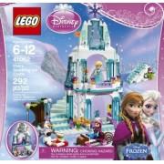 LEGO Disney Castelul stralucitor de gheata al Elsei 41062