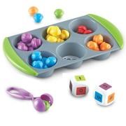 Set educativ de sortare culori pentru copii - Briose Mini Muffin - Learning Resources