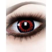 Vegaoo Varulvslins för vuxna - Halloweensminkning One-size