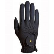 Roeckl Rijhandschoen Roeck-Grip Winter - zwart - Size: 8.5