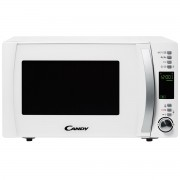 Cuptor cu microunde Candy CMXG 25DCW, 900 W, 25 L, Grill, Control digital, Display, Alb 38000244