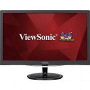 "Viewsonic LCD monitor Viewsonic VX2457-MHD, 59.9 cm (23.6 ""),1920 x 1080 px 1 ms, TN LCD HDMI™, DisplayPort, VGA, audio, stereo (jack 3,5 mm), na sluchátka (jac"