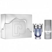 Paco Rabanne Invictus 100ml Apă De Toaletă + 150ml Deodorant Spray I Set