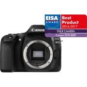 CANON Reflexcamera EOS 80D Body (1263C027AA)