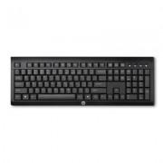HP trådlöst K2500 tangentbord