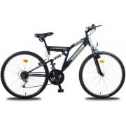 "Olpran muski bicikl Laser 26"", sivo/crni"
