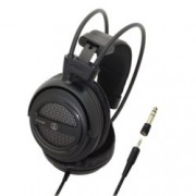 Слушалки Audio-Technica ATH-AVA400, 40мм говорители, 3.5мм позлатен жак, 3м кабел, черни