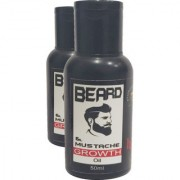 Beard Mustache Growth Oil Buy One Get One (Free introductory offer)