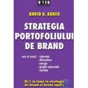 Strategia portofoliului de brand - David A. Aaker