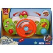 Jucarii interactive Little Learner Primul meu volan cu sunete