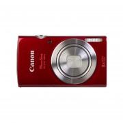 Cámara Fotográfica Digital Canon PowerShot ELPH 180 20MP Color Rojo