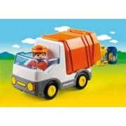 Playmobil 1.2.3 Camión de Basura