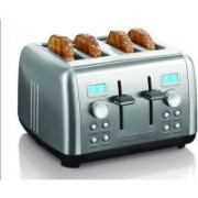 Farberware 61LUNU52TLYE 500 W Pop Up Toaster(Silver)