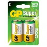 GP 2 x bateria alkaliczna GP Super Alkaline LR20/D