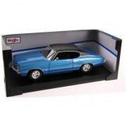 Maisto Modelauto Chevrolet Chevelle SS 454 1:18